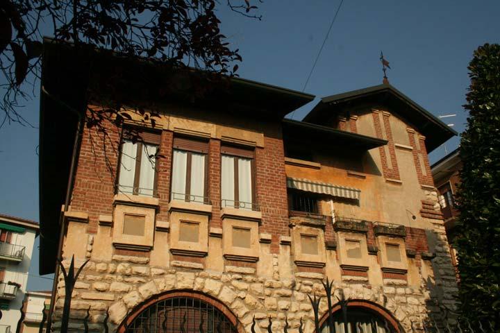 Lo stile Liberty a Verona — A Guide in Verona
